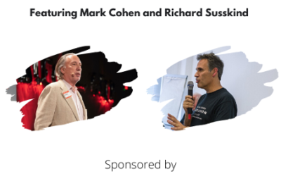 The Uncertain Decade with Mark Cohen & Richard Susskind by Legal Geek – Second event: Notes and Takeaways