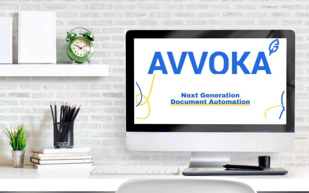 New Developments in Document Automation. An Interview with Giles Thompson, Head of Growth at Avvoka